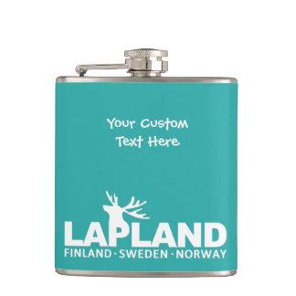 LAPLAND custom color flask