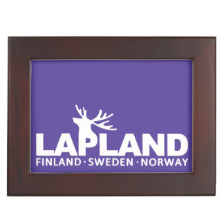 LAPLAND custom color keepsake box