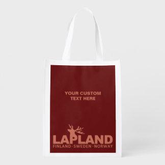 LAPLAND custom color reusable bag