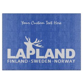LAPLAND custom cutting board