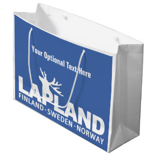 LAPLAND custom gift bag