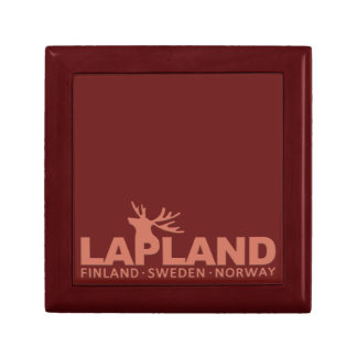 LAPLAND custom gift / jewelry box