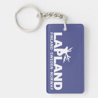 LAPLAND custom key chain
