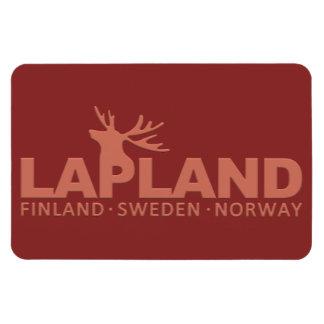 LAPLAND custom magnet