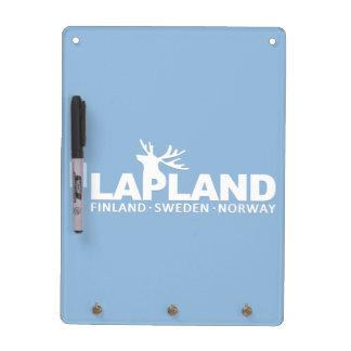LAPLAND custom message board Dry Erase White Board