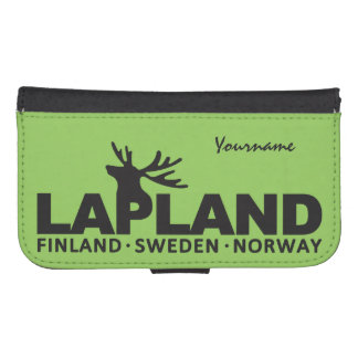 LAPLAND custom monogram cases