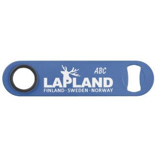 LAPLAND custom monogram & color bottle opener