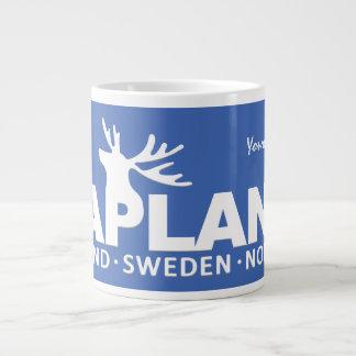 LAPLAND custom monogram & color mugs
