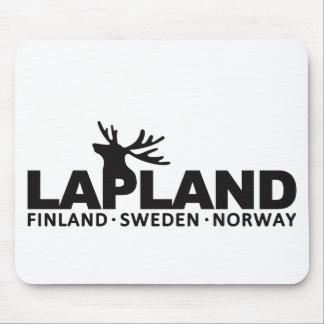 LAPLAND custom mousepad
