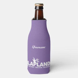 LAPLAND custom name & color bottle cooler