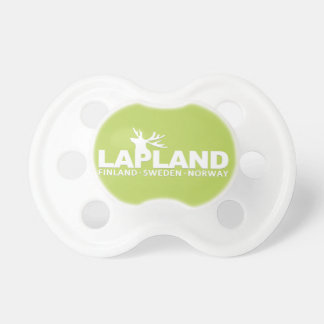 LAPLAND custom pacifier