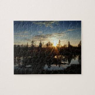 Lapland in summer - Puzzle