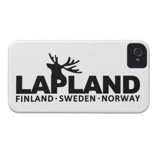 LAPLAND iPhone case