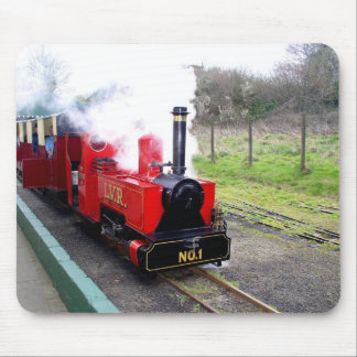 Lappa Valley Steam Train Mouse Pad