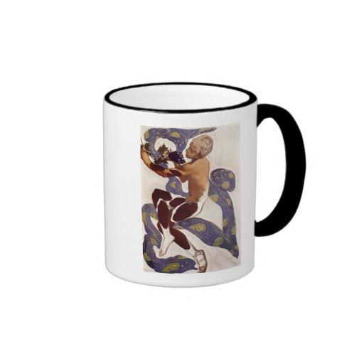 L'Apres Midi d'un Faune' Coffee Mugs