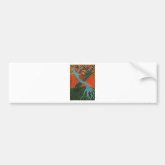 Lapse Bumper Sticker