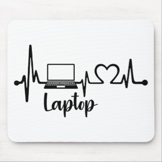 Laptop accessories  mouse mat