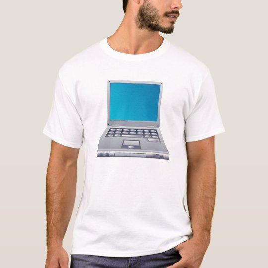 Laptop Computer T-Shirt