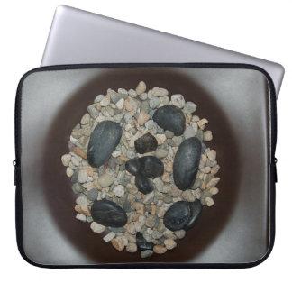 Laptop covers Rocks in Bowl Laptop Sleeves