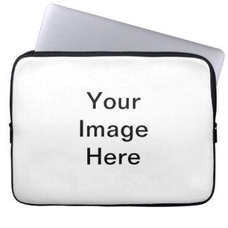 "Laptop Sleeve 13"" - Customized Template Blank"