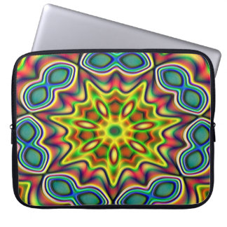 "Laptop Sleeve - 15"" - Decorative Kaleidoscope"