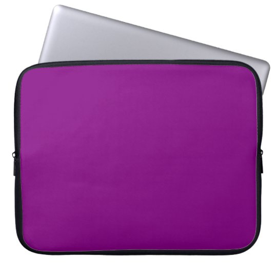 LAPTOP SLEEVE - 15 INCHES - PURPLE