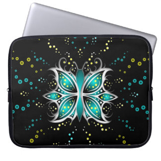 LapTop Sleeve Butterfly Abstract