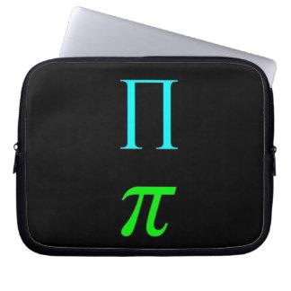 Laptop Sleeve With Ancient Pi Symbols