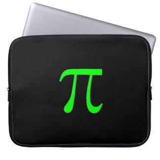 Laptop Sleeve With Pi Symbol
