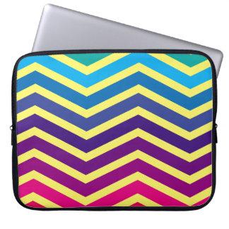 laptop sleeve zigzag