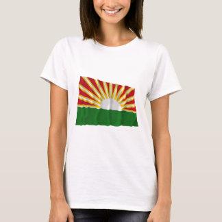 Lara Waving Flag T-Shirt