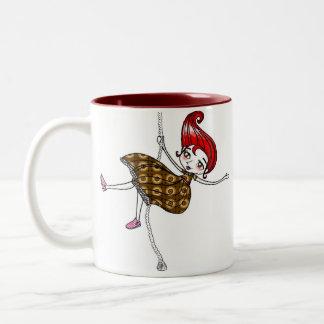 LaraLew red Mug