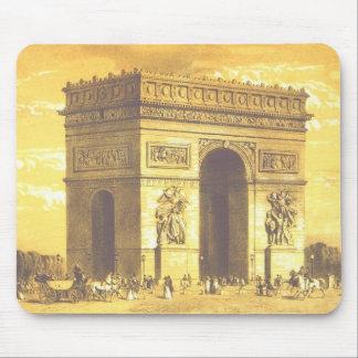 L'Arc de Triomphe, Paris 1840 Mousepad