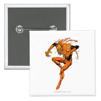 Larfleeze - Agent Orange 1 15 Cm Square Badge