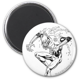 Larfleeze - Agent Orange 3 6 Cm Round Magnet