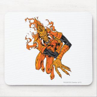 Larfleeze - Agent Orange 7 Mouse Pad