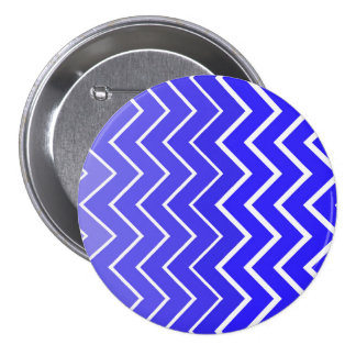 Large, 3 Inch Round Button Zigzag Image