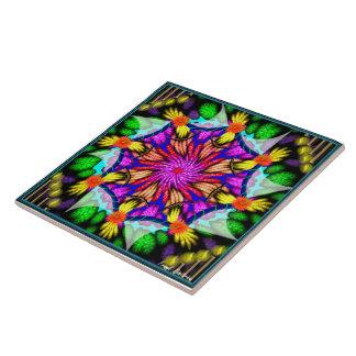 "Large (6"" X 6"") Ceramic Photo Tile"