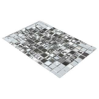 Large Abstract Welcome Mats