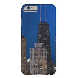 Large aerial view of the northern end of barely there iPhone 6 case