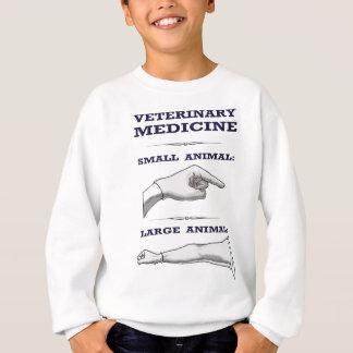 Large and Small Animal Veterinarian humorous Shirts