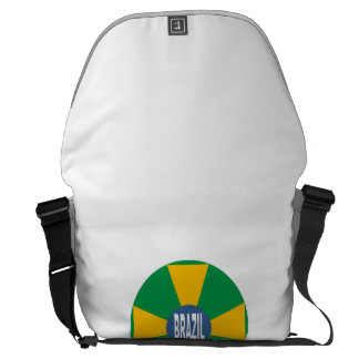 Large Bag BRAZIL Courier Bag