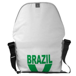 Large Bag BRAZIL Messenger Bag