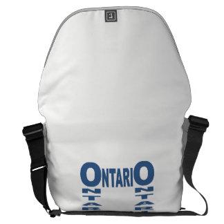 Large Bag ONTARIO Messenger Bags