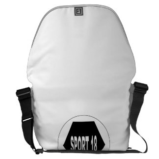 Large Bag SPORT 18 Messenger Bag