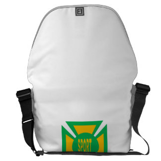 Large Bag SPORT BRAZIL Courier Bags