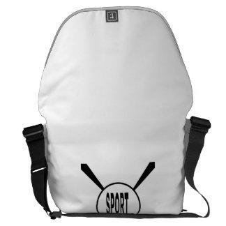 Large Bag SPORT Courier Bag