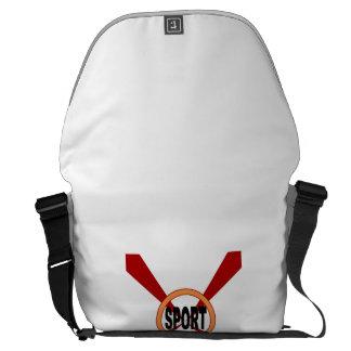 Large bag SPORT FLORIDA Messenger Bag