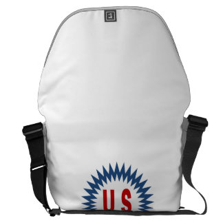 Large Bag the USA Commuter Bag