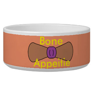 Large Bone Appetite Bowl